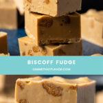 Biscoff Fudge